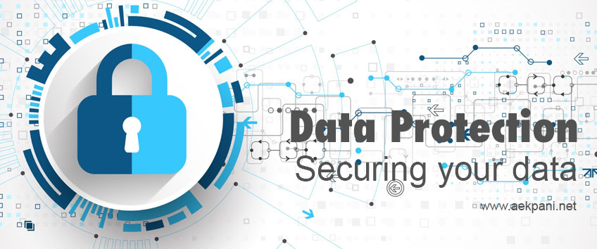 Securing your Data (Data Protection)